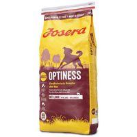 Duże opakowanie Josera + Trixie Dog Activity Flip Board zabawka dla psa gratis! - Optiness Adult, 15 kg  Dostawa GRATIS + promocje  -5% Rabat dla nowych klientów, 4032254731641