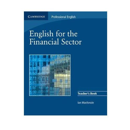 English for the Financial Sector Teacher's Book (2008)