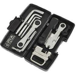 Red cycling products mini toolbox narzędzie rowerowe czarny zestawy narzędzi