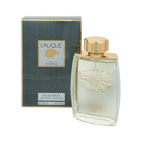 pour homme woda perfumowana dla mężczyzn 125 ml + do każdego zamówienia upominek. marki Lalique
