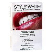 żelowe uzupełnienie do wybielania zębów marki Style white