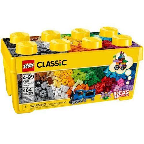 10696 KREATYWNE KLOCKI LEGO ŚREDNIE PUDEŁKO (Medium Creative Brick Box) KLOCKI LEGO CLASSIC, 10696