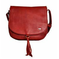 FUNKY GO! 33 torba na ramię skóra naturalna firmy Daag
