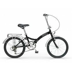 Rower składany składak easy bagażnik błotniki marki Mbm