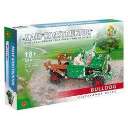 Mały konstruktor retro bulldog marki Alexander
