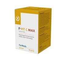 F-Vit C MAX (witamina C + witamina D + cynk) 60 porcji