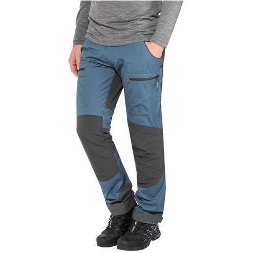caribou tc spodnie długie mężczyźni szary/niebieski 48 2018 spodnie turystyczne, Pinewood