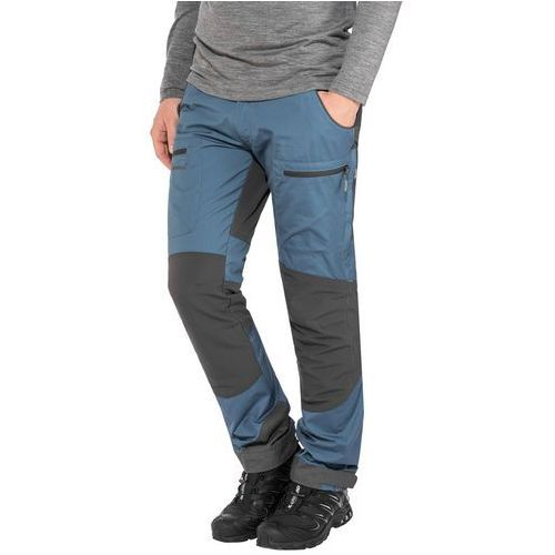 Pinewood caribou tc spodnie długie mężczyźni szary/niebieski 50 2018 spodnie turystyczne