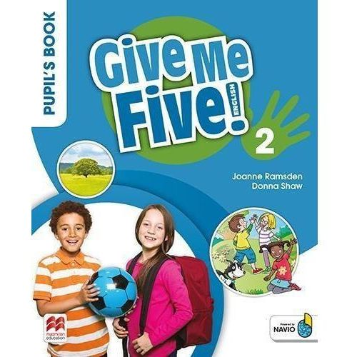 Give Me Five! 2 Pupil's Book Pack MACMILLAN, Macmillan