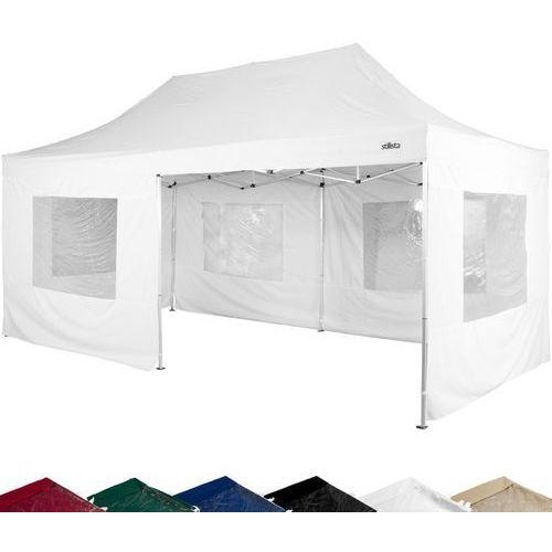 plandeka na namiot ogrodowy 3x6 cena