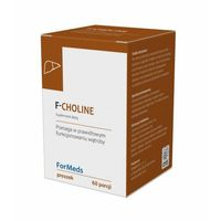 Proszek ForMeds F-CHOLINE 60 porcji, proszek