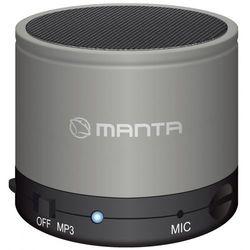 Stacje dokujące i głośniki przenośne  MANTA
