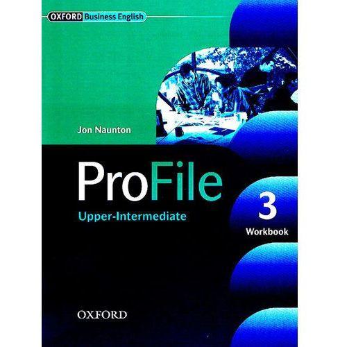 Profile 3 Upper-Intermediate Workbook, Oxford