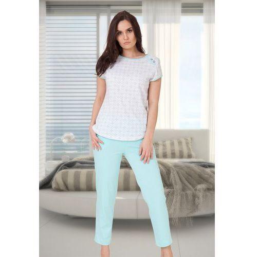 Piżama damska diana 619 M-max