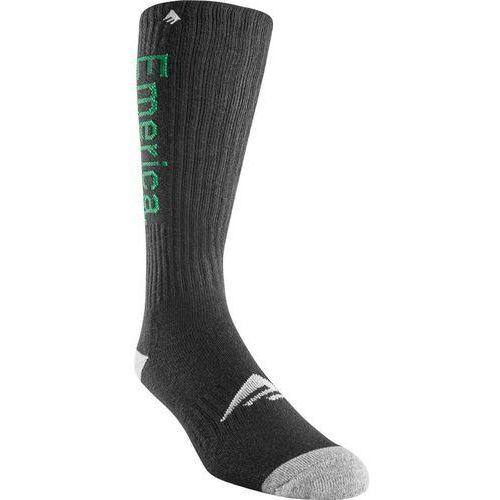 skarpetki EMERICA - Knee High Sock Black (001) rozmiar: OS