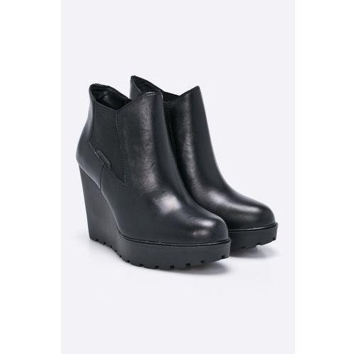 456a60cca39e7 ▷ Jeans - botki (Calvin Klein) - ceny,rabaty, promocje i opinie ...