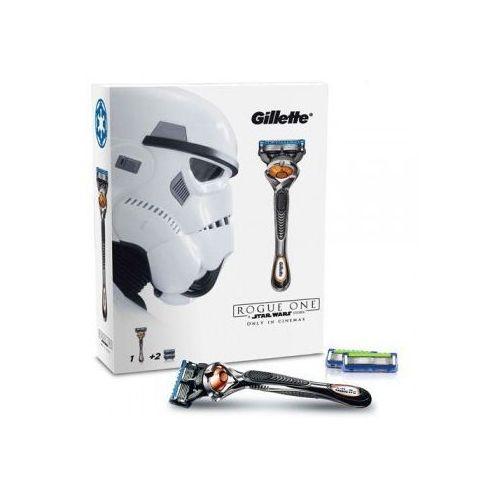 Gillette Rogue One Star Wars. Maszynka do golenia i wymienne ostrza 2 sztuki - Gillette DARMOWA DOSTAWA KIOSK RUCHU - Super oferta
