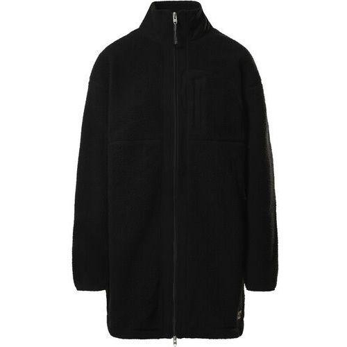 cragmont fleece coat women, czarny xl 2021 kurtki syntetyczne marki The north face