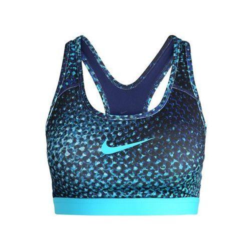 Nike Performance PRO CLASSIC Biustonosz sportowy chlorine blue/binary blue