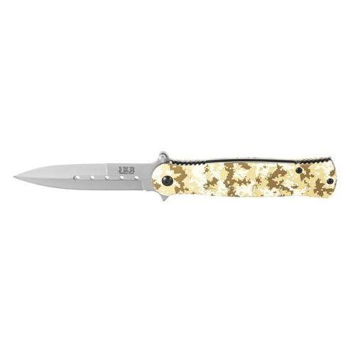 Nóż JOKER składany 8,5 cm digital desert camo + darmowy zwrot (JKR524), JKR524