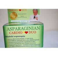 Tabletki Asparaginian Cardio Duo tabl.x 50
