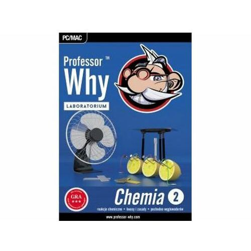 Professor Why: Chemia 2 PC