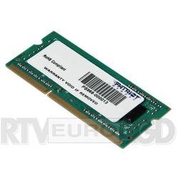 Pamięci RAM do laptopów  Patriot RTV EURO AGD
