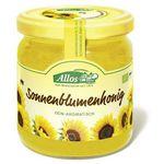 Miód słonecznikowy bio 500 g - allos marki Allos (konfitury, musli, batony, syropy z agawy)