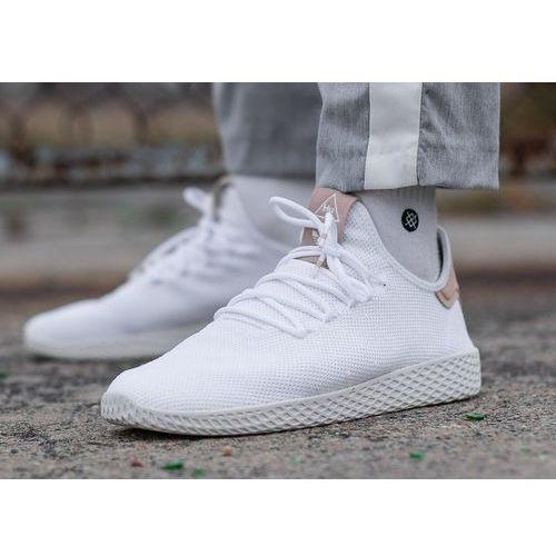 Buty sportowe damskie Originals Pharrell Williams Tennis Hu (CQ2169), kolor biały (Adidas)