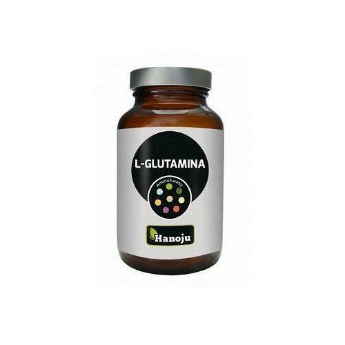 Kapsułki L-GLUTAMINA 500MG 90 KAPSUŁEK HANOJU SUPLEMENT DIETY