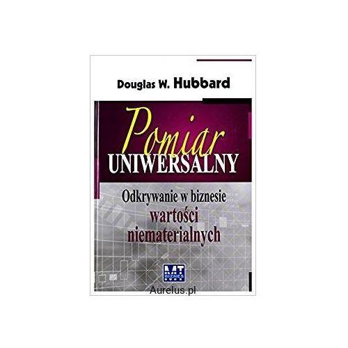 Pomiar uniwersalny - Hubbard Douglas W