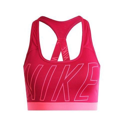Nike Performance PRO CLASSIC Biustonosz sportowy sport fuchsia/racer pink