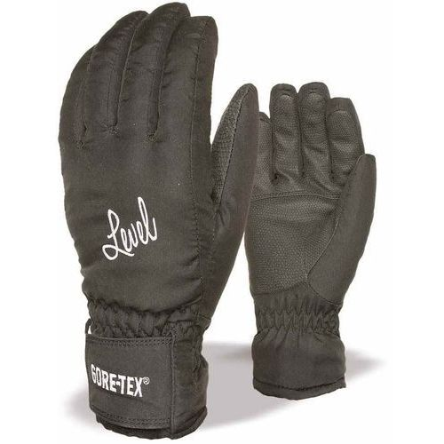 Level Energy Gore-Tex black męska rękawice snowboardowe snowboard - S, 89551158