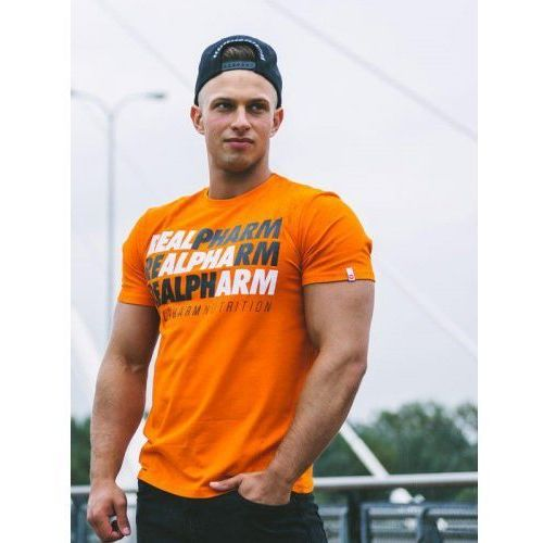 Realpharm Real wear t-shirt alpha arm
