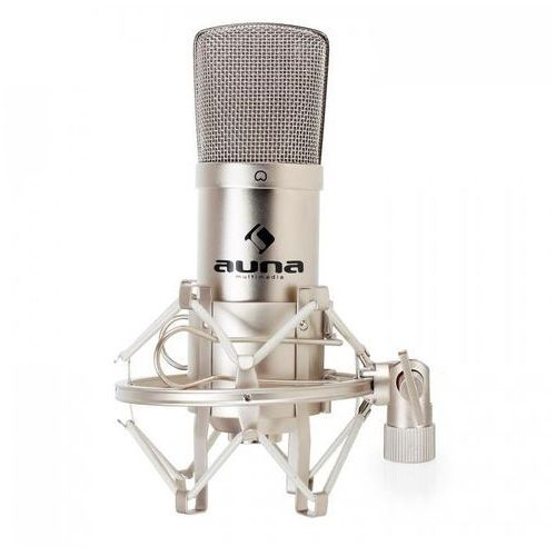 Cm001s profesjonalny,studyjnymikrofon pojemnościowy marki Auna