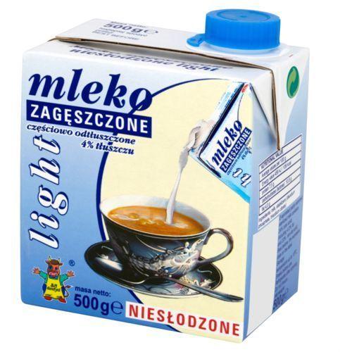Mleko zagęszczone Gostyń 500g. Light