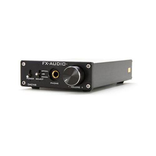 Karta dźwiękowa FX-AUDIO DAC-X6 (6971186840022)