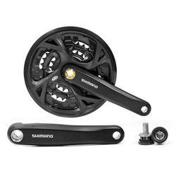 Shimano Efcm371c422cl mechanizm korbowy fc-m371 44/32/22 170 mm czarny