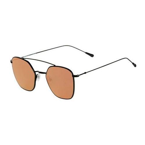 Okulary Słoneczne Dolce Vita DV02BFTBlack (Rose Gold Mirror
