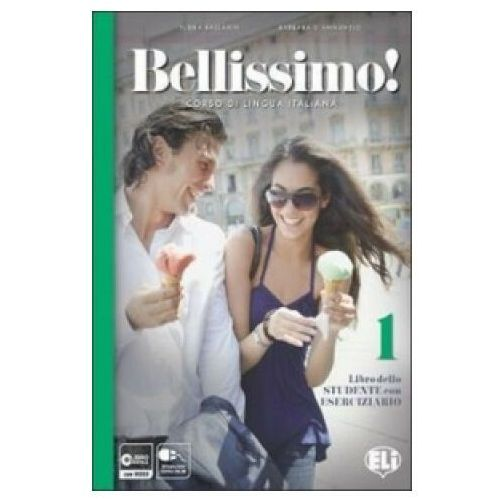 Bellissimo 2 Libro + Eserciziario + CD - książka