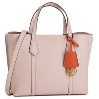 Torebka TORY BURCH - Perry Small Triple-Compartment Tote 56249 Shell Pink 652