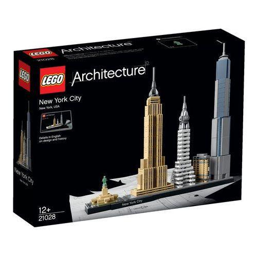 Zestawy Lego Architecture 21028 New York City