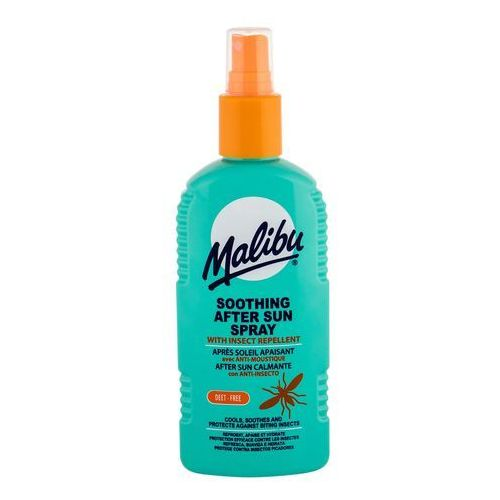 Malibu After Sun Insect Repellent preparaty po opalaniu 200 ml unisex, 91703 - Świetny rabat
