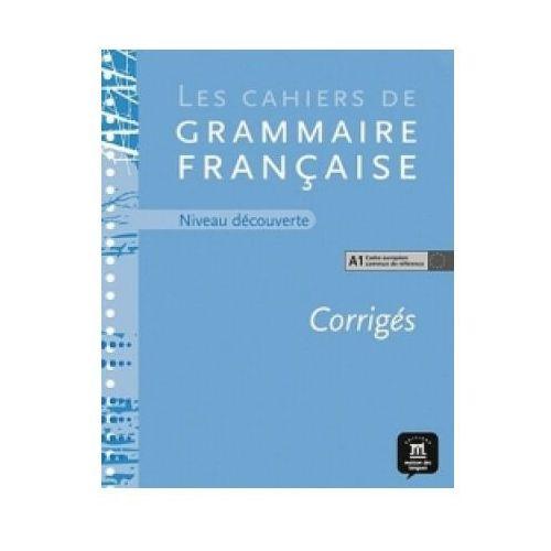 Les Cahiers De Grammaire A1 klucz do podręcznika, Difusion