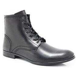 Kozaki męskie  KENT Tymoteo - sklep obuwniczy