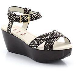 Sandały damskie ELLE La Redoute