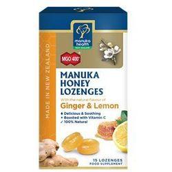 Cukierki  Manuka Health Sklep ZIOŁA ŻYCIA