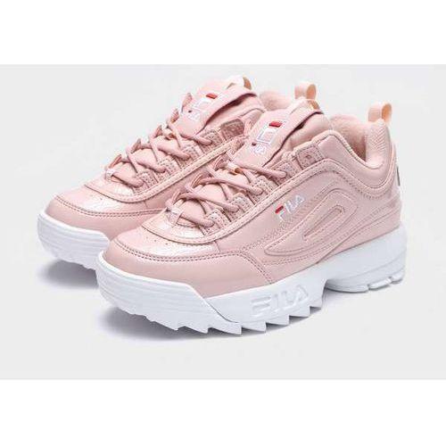 Sneakersy disruptor low pink, Fila emodi.pl moda i styl