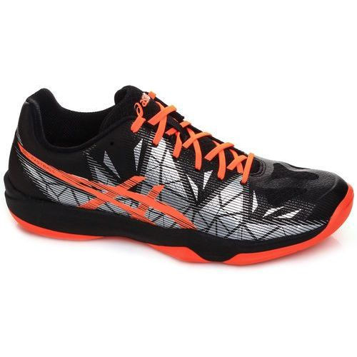 Gel-fastball 3 black orange Asics