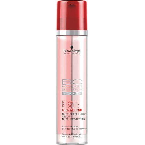 Schwarzkopf BC Bonacure Peptide Repair Rescue Nutri-Shield Serum olejek i serum do włosów 56 ml dla kobiet
